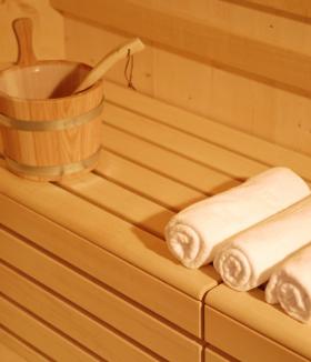 Hotel mit Sauna in Südtirol