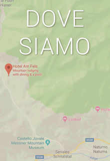 Hotel am Fels, Val Senales, Alto Adige
